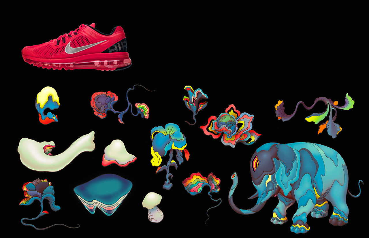 <strong>Nike VJ </strong>Redefining the Retail Experience