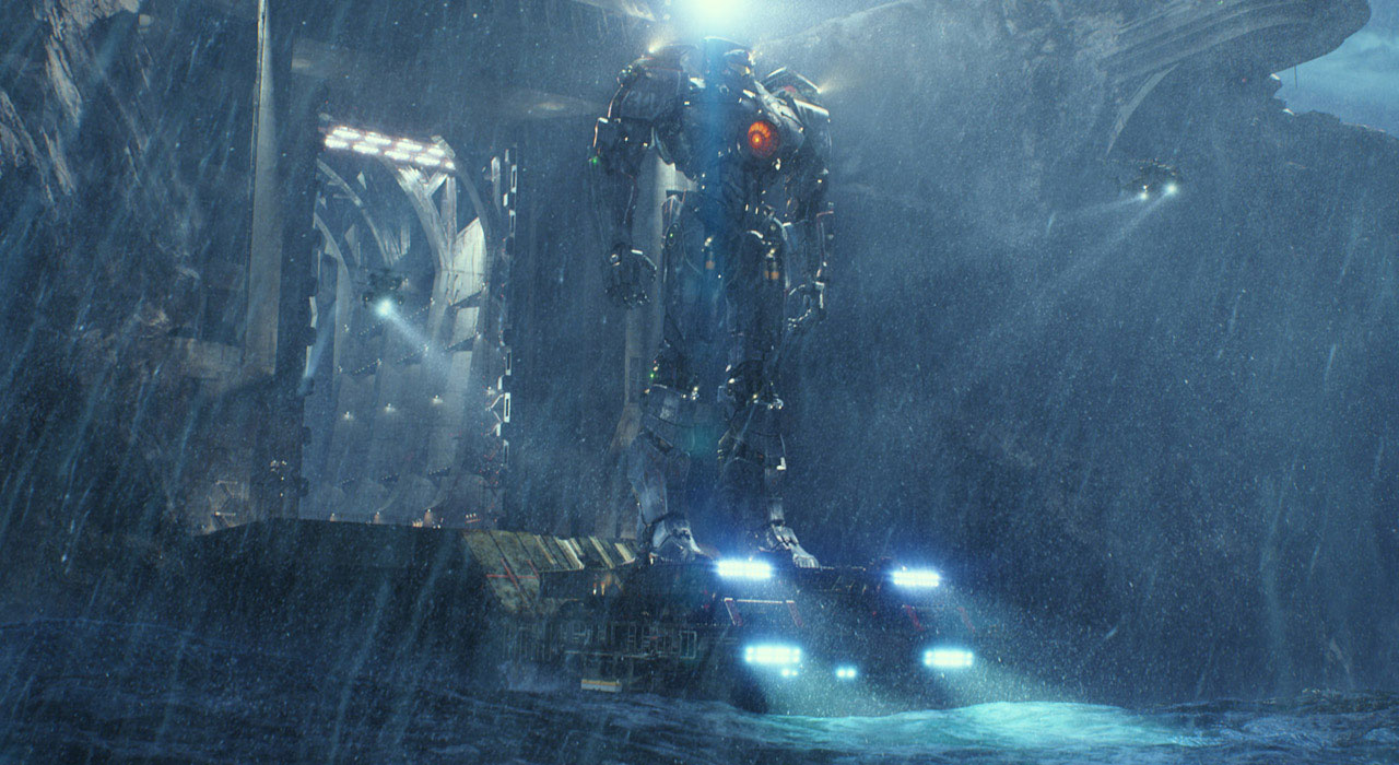 <strong>Pacific Rim </strong>Designing a Monster Film with Our Filmmaker