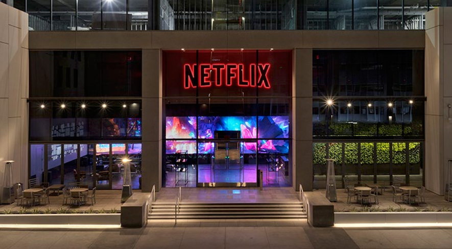 <strong>Netflix</strong> Lobby Experience
